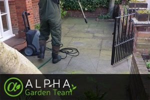 Professional Patio and Driveway Cleaning in Bristol